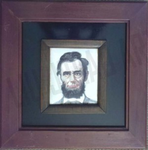 Abraham Lincoln – Circa 1965