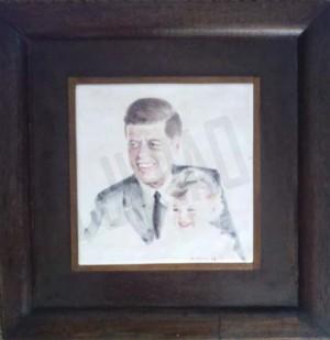 JFK & Caroline – 1966