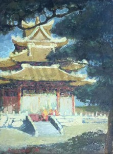 Tang Dynasty Architecture – Circa 1970