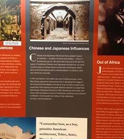 Singapore Heritage Week Display